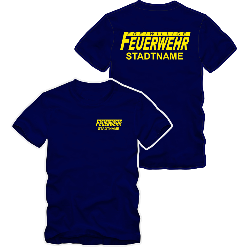 Freiwillige Feuerwehr T-Shirt bis 5XL