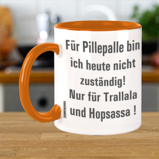 FUNNYWORDS Pillepalle Kaffeebecher