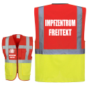 Impfzentrum Executive Signalweste / Funktionsweste /...